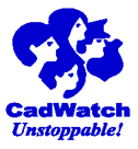 Cadarackque Neighborhood Watch Logo